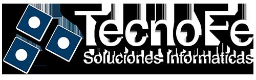 TecnoFe Soluciones Informáticas Logo